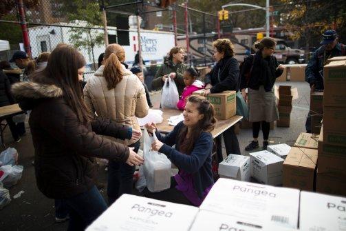 Occupy Sandy