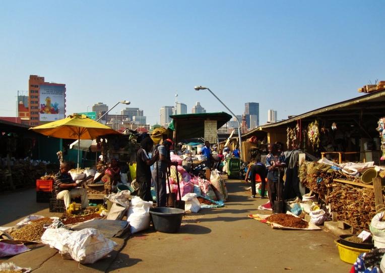 Muthi market