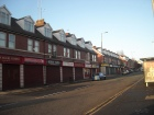 Harpurhey in northern Manchester was once named the most deprived area in England. Photograph: Gent Hunt
