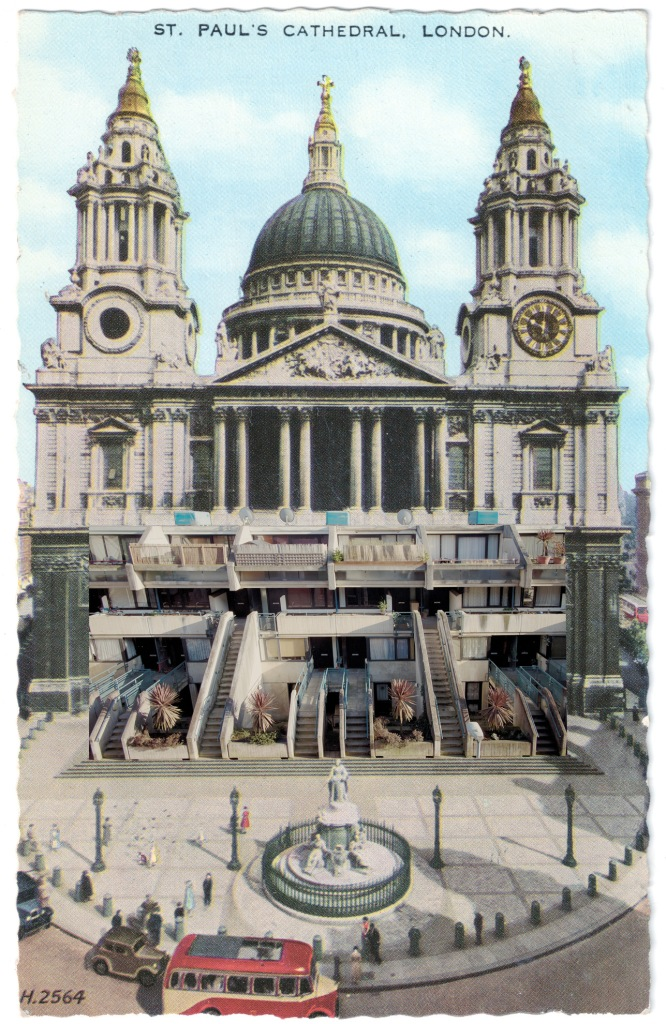 'St Paul's Terrace of Alexandra'. Image: Jasper Sutherland