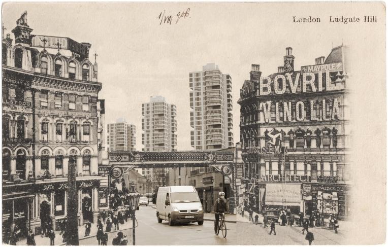 'Bovril Heights'. Image: Jasper Sutherland