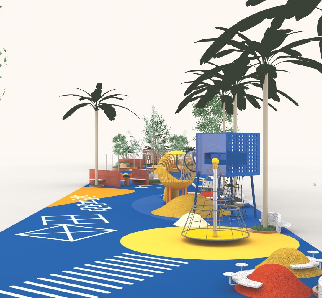 YiPeiSquarePlaground-design